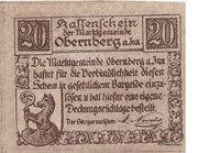 20 Heller (Obernberg am Inn) -  obverse