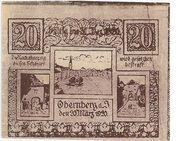 20 Heller (Obernberg am Inn) -  reverse