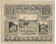50 Heller (Obernberg am Inn) -  reverse