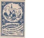 50 Heller (Obernberg bei Gries am Brenner) -  obverse