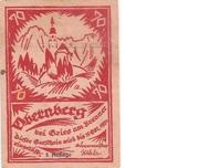 70 Heller (Obernberg bei Gries am Brenner) – obverse