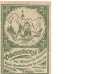 90 Heller (Obernberg bei Gries am Brenner) – obverse