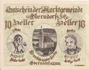 10 Heller (Oberndorf a. d. Salzach) -  obverse
