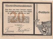 20 Heller (Oberneukirchen) -  obverse