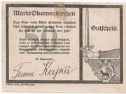 50 Heller (Oberneukirchen) -  obverse