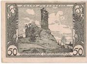 50 Heller (Oberneukirchen) -  reverse