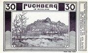 30 Heller (Puchberg im Machland) -  obverse