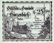 25 Heller (Hinzenbach) -  obverse