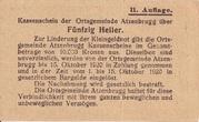 50 Heller (Atzenbrugg) -  reverse