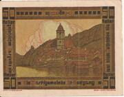 50 Heller (St. Wolfgang) -  obverse