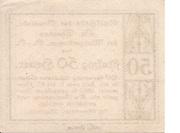 50 Heller (St. Thomas bei Waizenkirchen) -  reverse