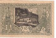 10 Heller (Obertrum) -  obverse