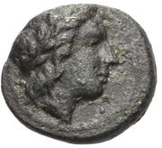 Æ - Kotys (Apollo) -  obverse