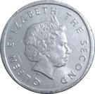 2 Cents - Elizabeth II (4th portrait) – obverse