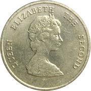 1 Dollar - Elizabeth II (2nd portrait) – obverse