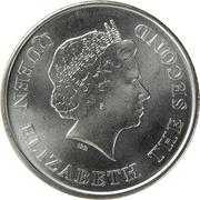1 Dollar - Elizabeth II (Central Bank) -  obverse