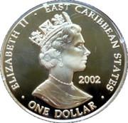 1 Dollar - Elizabeth II (Henry III 1216-1266) – obverse