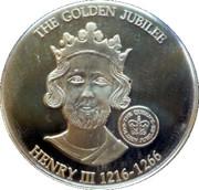 1 Dollar - Elizabeth II (Henry III 1216-1266) – reverse