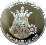 1 Dollar - Elizabeth II (Edward III 1327-1377) – reverse