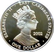 1 Dollar - Elizabeth II (King George III 1760-1810) – obverse