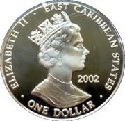 1 Dollar - Elizabeth II (Queen Victoria 1837-1901) – obverse