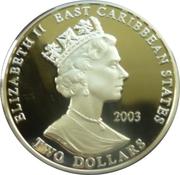 2 Dollars - Elizabeth II (Lord Kitchener) – obverse