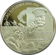 2 Dollars - Elizabeth II (Lord Kitchener) – reverse