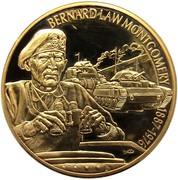 2 Dollars - Elizabeth II (Bernard Law Montgomery) – reverse