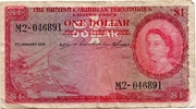 1 Dollar - Elizabeth II -  obverse