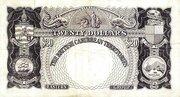 20 Dollars – reverse