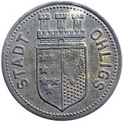 50 Pfennig - Ohligs -  obverse