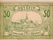 50 Heller (Ohlstorf) -  reverse