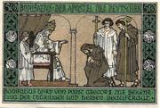 50 Pfennig (Bonifatius Series) – reverse