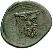 Bronze Æ25 – reverse