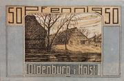 50 Pfennig (I. Iwersen) – reverse