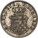 ½ Silbergroschen - Paul Friedrich August – obverse