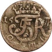 4 Pfennig - Frederik  V. of Denmark – obverse