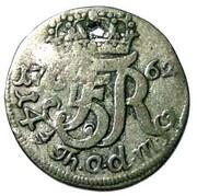 1/24 Thaler - Fredrik V of Denmark – obverse
