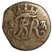 2 Grote - Friedrich V. von Dänemark – obverse