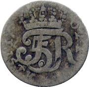 1/48 Thaler - Friedrich V of Denmark – obverse