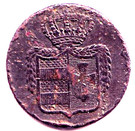 ½ Grote - Peter Friedrich Ludwig – obverse
