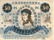 50 Pfennig (Malente-Gremsmühlen) – obverse