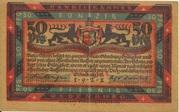 50 Pfennig (Oldenburg; Handelskammer Oldenburg) – obverse