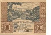 10 Pfennig (Land Birkenfeld) – obverse