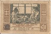 50 Pfennig (Land Birkenfeld) – obverse