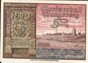 50 Pfennig (Wangeroog) – obverse