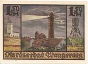 150 Pfennig (Wangeroog) – reverse