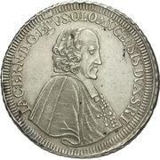 1 Thaler - Jakob Ernst von Liechtenstein-Kastelkorn – obverse