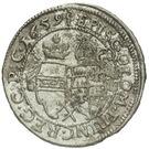 3 Kreuzer - Leopold Wilhelm von Österreich (Kremsier) – reverse