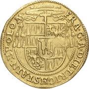 1 Ducat - Franz von Dietrichstein – obverse